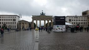 Brandenburger Tor Royaltyfria Foton