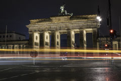 Brandenburger Tor Obraz Stock