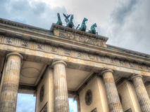 Brandenburger-Tor Lizenzfreie Stockbilder