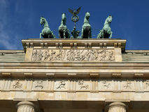 Brandenburger Tor, Berlin Stock Photography