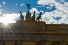 Brandenburger Tor Royalty Free Stock Image
