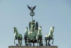 Brandenburger Tor in Berlin, Deutschland Lizenzfreie Stockbilder