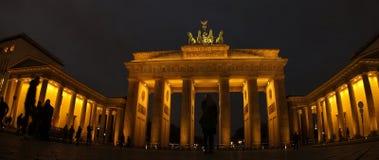 Brandenburger Tor in Berlin, Deutschland Lizenzfreie Stockfotografie