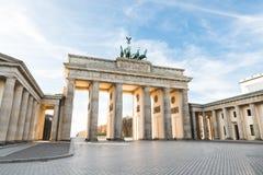 Brandenburger tor in berlin Royalty Free Stock Images