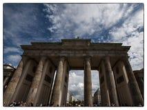 Brandenburger Tor, Berlin royalty free stock photography