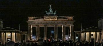 Brandenburger Tor, Berlin royalty free stock image