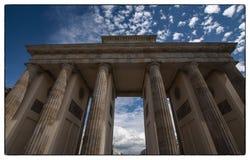 Brandenburger Tor, Berlin stock photography