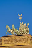 The Brandenburger Tor at Berlin, Germany Royalty Free Stock Images