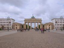 Brandenburger Tor Berlin stock photo