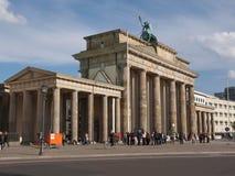 Brandenburger Tor Berlin royalty free stock photography