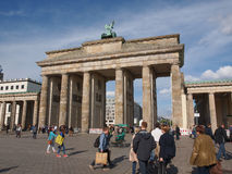 Brandenburger Tor Berlin royalty free stock image