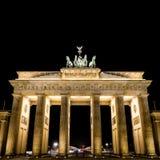 Brandenburger tor Royalty Free Stock Images