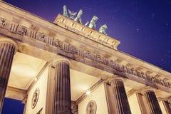 Brandenburger tor Royalty Free Stock Photography
