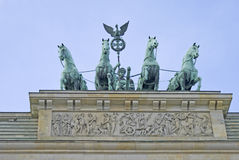 Brandenburger Tor Stock Images