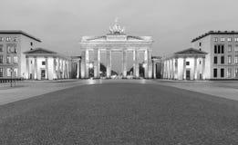 Brandenburger Tor (Brandenburg Gate) royalty free stock image