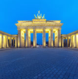 Brandenburger Tor (Brandenburg Gate) stock images