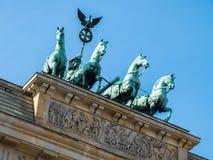 Brandenburger tor Stock Photo
