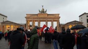 Brandenburgertor Royalty-vrije Stock Foto