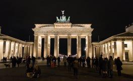 Branderburg Gate Berlin Stock Image