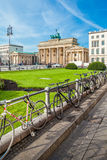 Branderburg Gate - Berlin, Germany Stock Photo