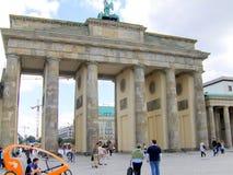 Branderburg gate in Berlin Royalty Free Stock Photography