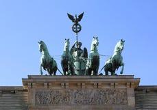 Branderburger Tor (Brandenburg Gate) Stock Image