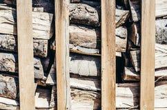 Brandhout Jaarlijkse Streek Als achtergrond Royalty-vrije Stock Afbeelding