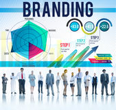 Branding Advertising Commercial Copyright Marketing Concept Stock Images