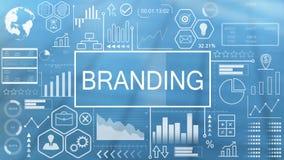 Branding, Animated Typography