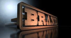 Branding Brand Concept Royalty Free Stock Photo
