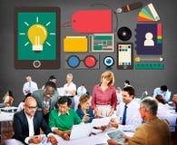 Branding Brand Trademark Commercial Identity Marketing Concept.  stock image