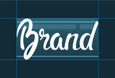 Branding Company Advertising Business Concept Banner Stock Photography