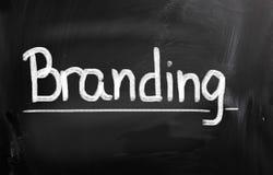 Branding Concept Royalty Free Stock Photos