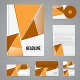 Branding design template Stock Images