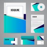 Branding design template Stock Photo