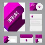 Branding design template Stock Photos