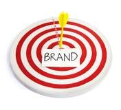 Branding goal Stock Photography