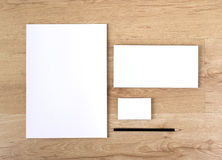 Branding identity Stock Photos
