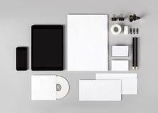 Branding identity. Photo. Template for branding identity. For graphic designers presentations and portfolios Stock Photos