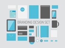 Branding Identity Vector Collection Stock Photos