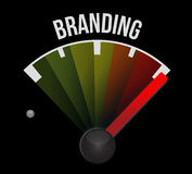 Branding investment levels sign concept Stock Photography