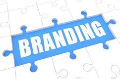 Branding Royalty Free Stock Image