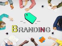 Branding Tag Copyright Trademark Identity Concept. People Making Branding Tag Copyright Trademark Identity stock photos