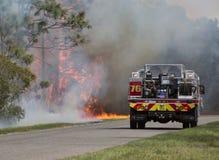Brandklocka Arkivbild