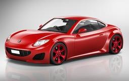 Brandless Car Automobile Vehicle Concept Stock Images
