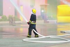 brandmän Royaltyfria Foton