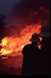 brandmän royaltyfria bilder