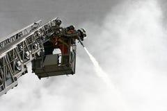 brandmän Royaltyfri Foto