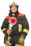 brandman Arkivbild