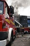 brandmriehel Fotografering för Bildbyråer